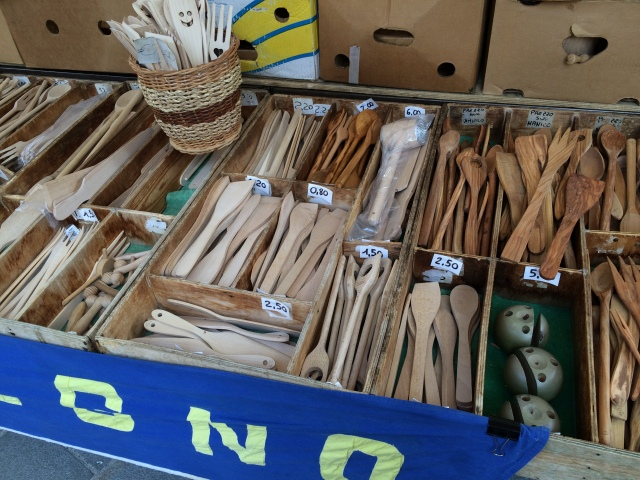 La Spezia market, Sept. 26, 2015. Photos by Holly Tierney-Bedord. All rights reserved.